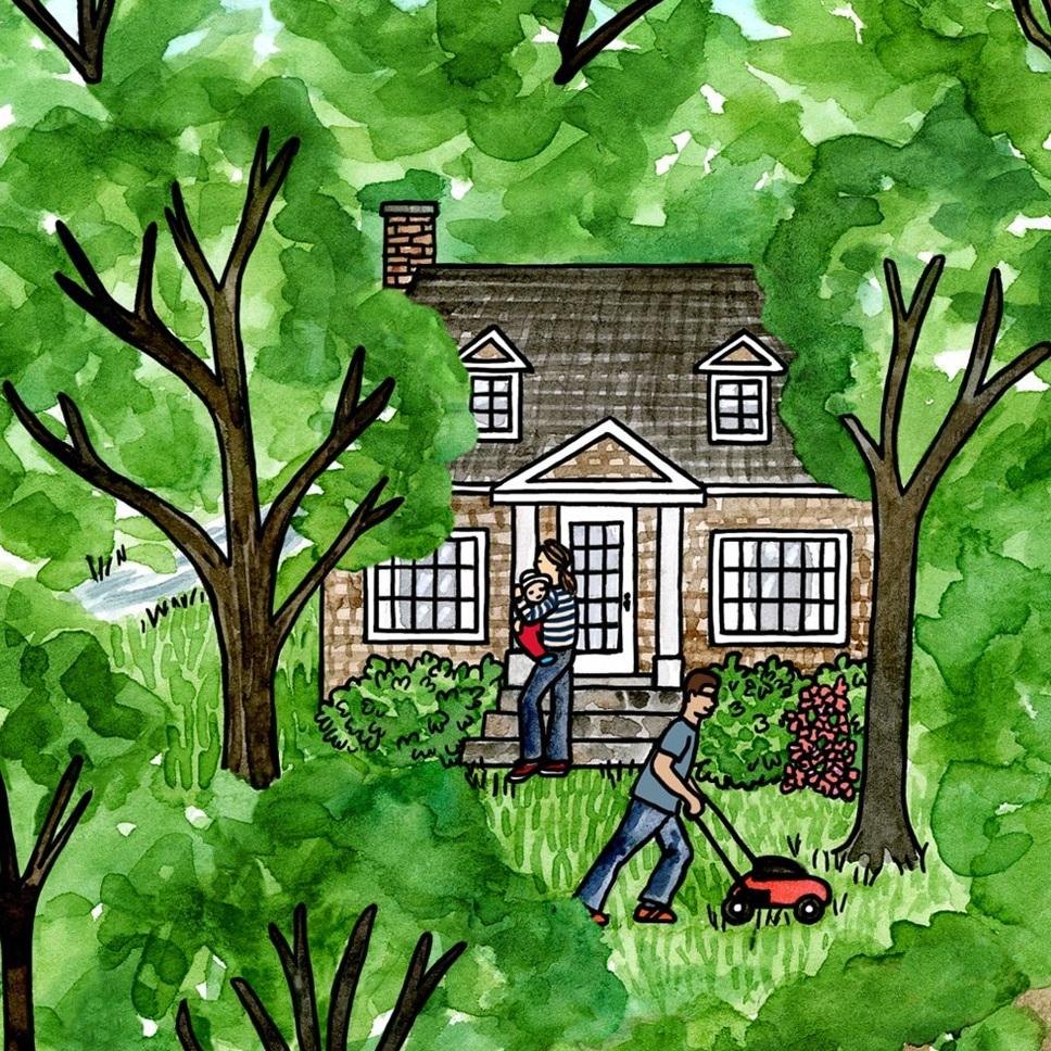 Boston Globe: Martha's Vineyard House