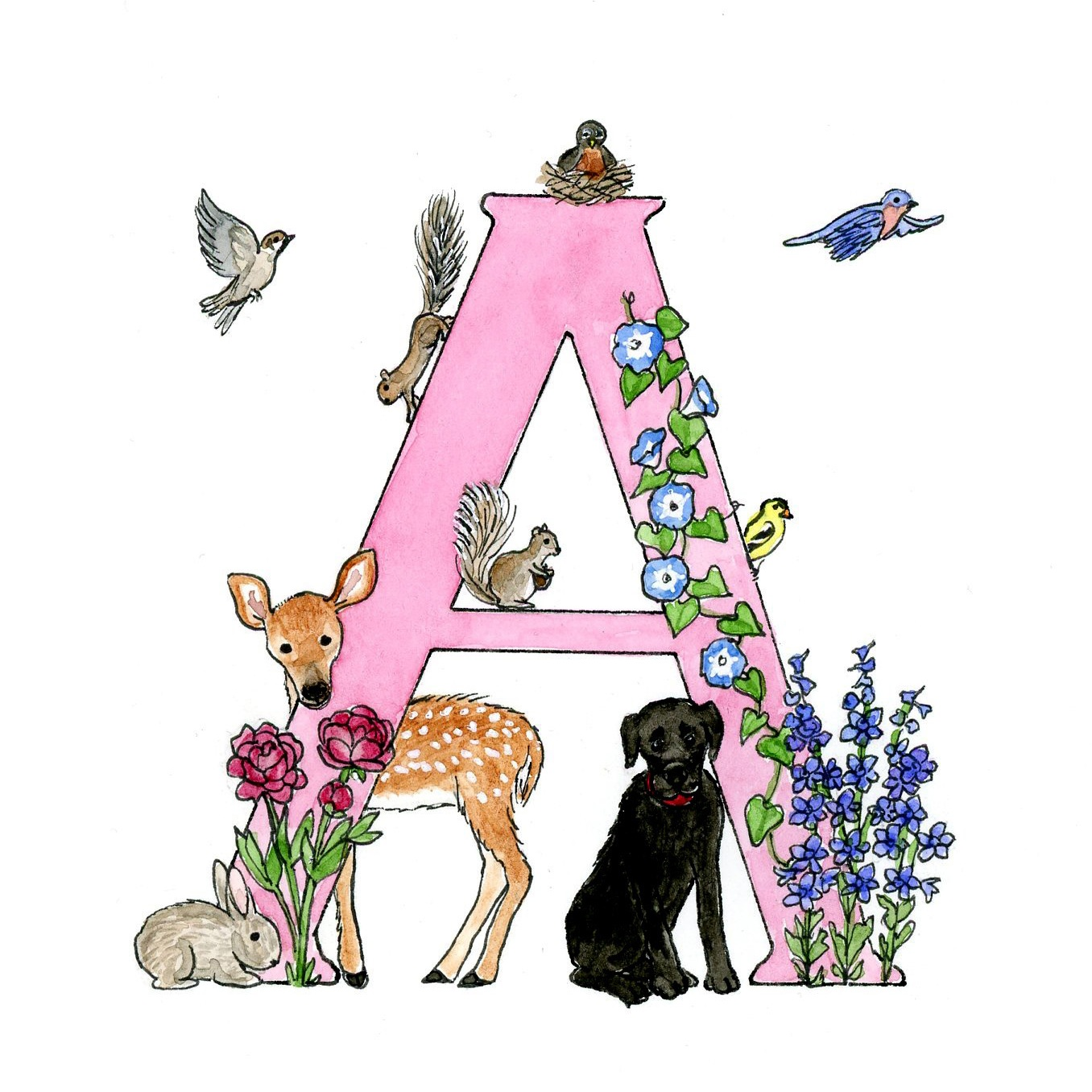 A for Avery