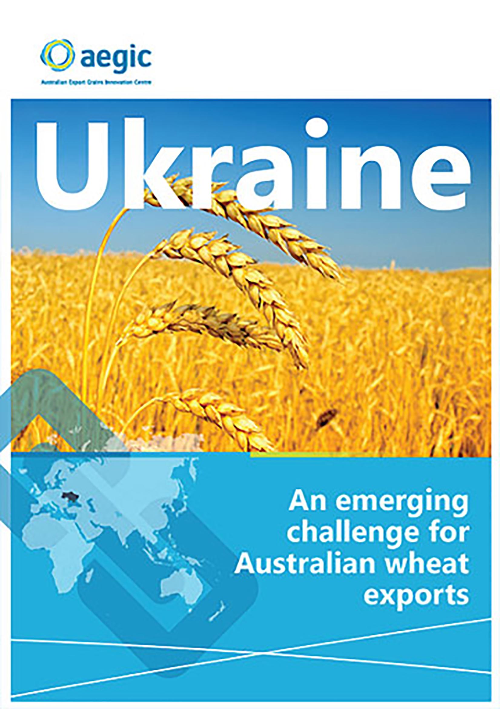 Ukraine - An emerging challenge for Australian wheat exports (2016)