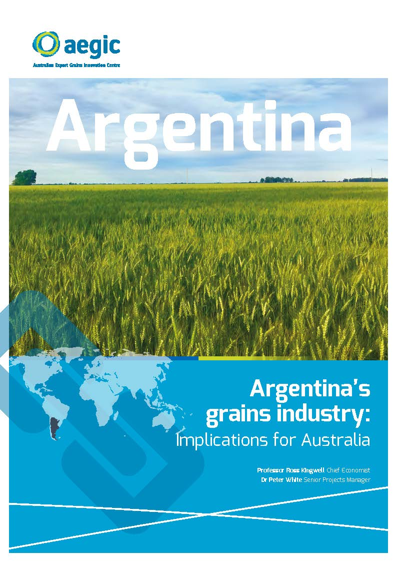 Argentina's grains industry - Implications for Australia