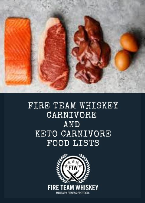 FIRE TEAM WHISKEY CARVIVORE AND KETO CARNIVORE GROCERY LISTS.jpg