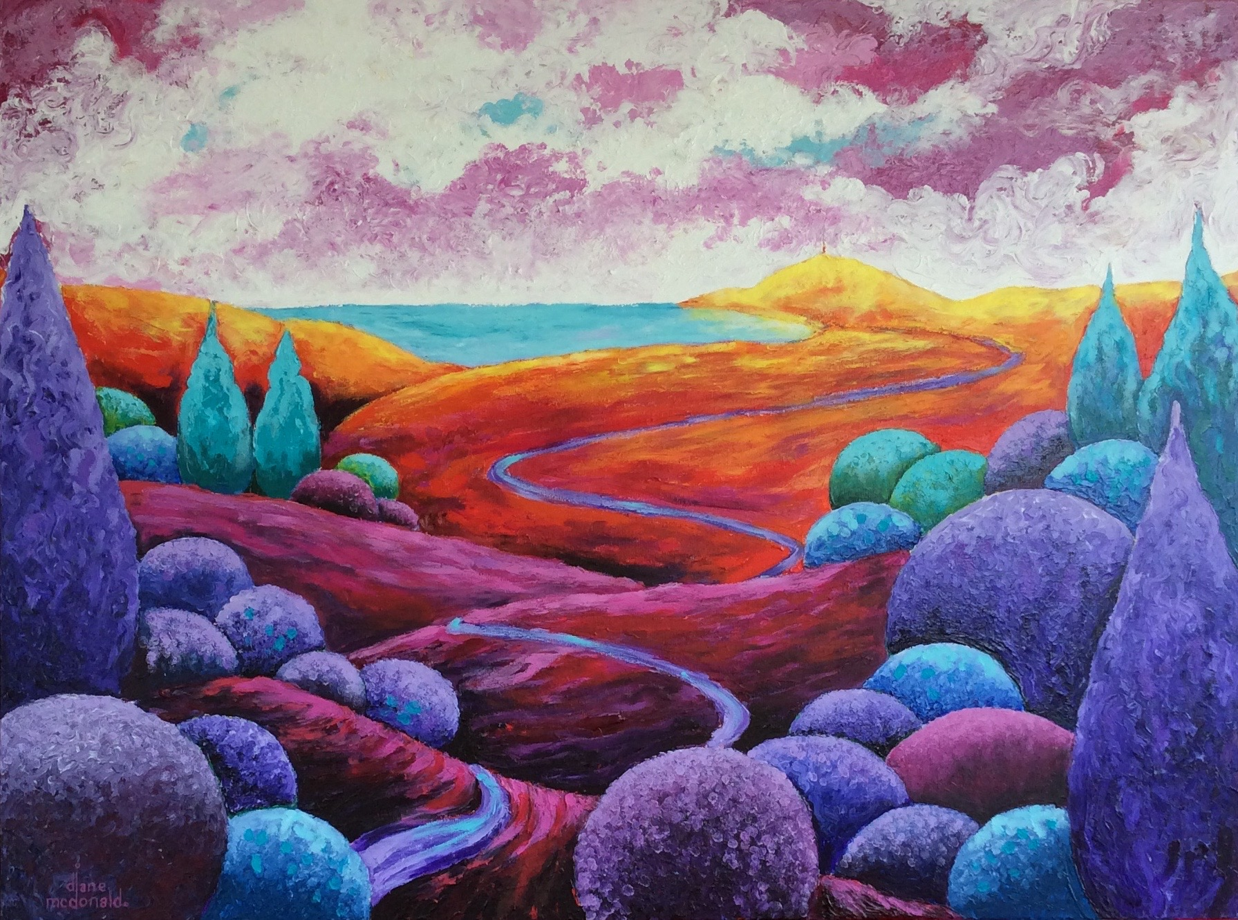 Byron- Bay Of Colour