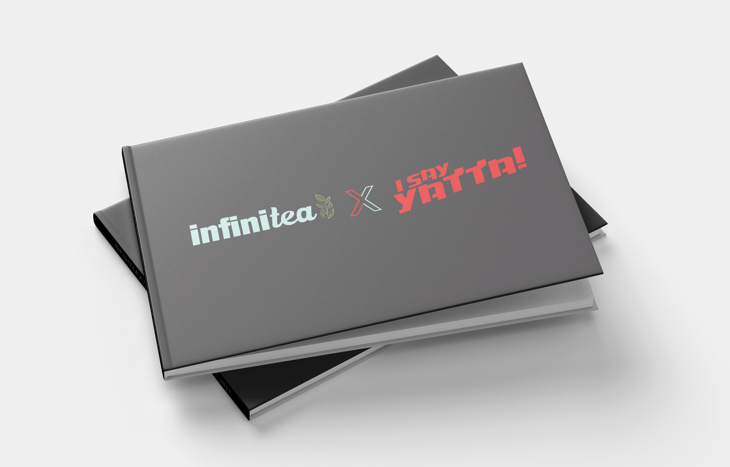 INFINITEA x I SAY YATTA   Print/publication design