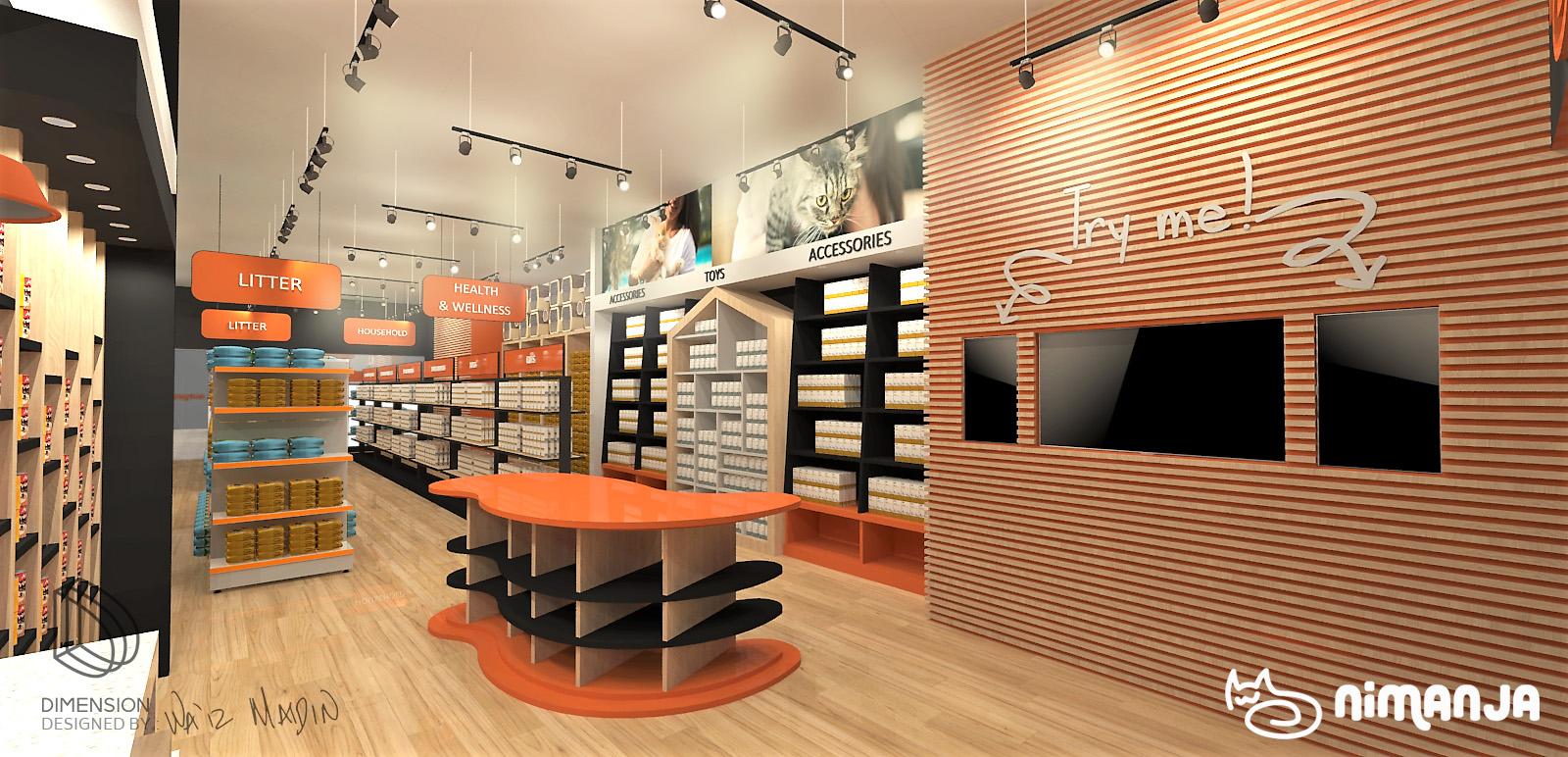 NIMANJA PET STORE   Retail