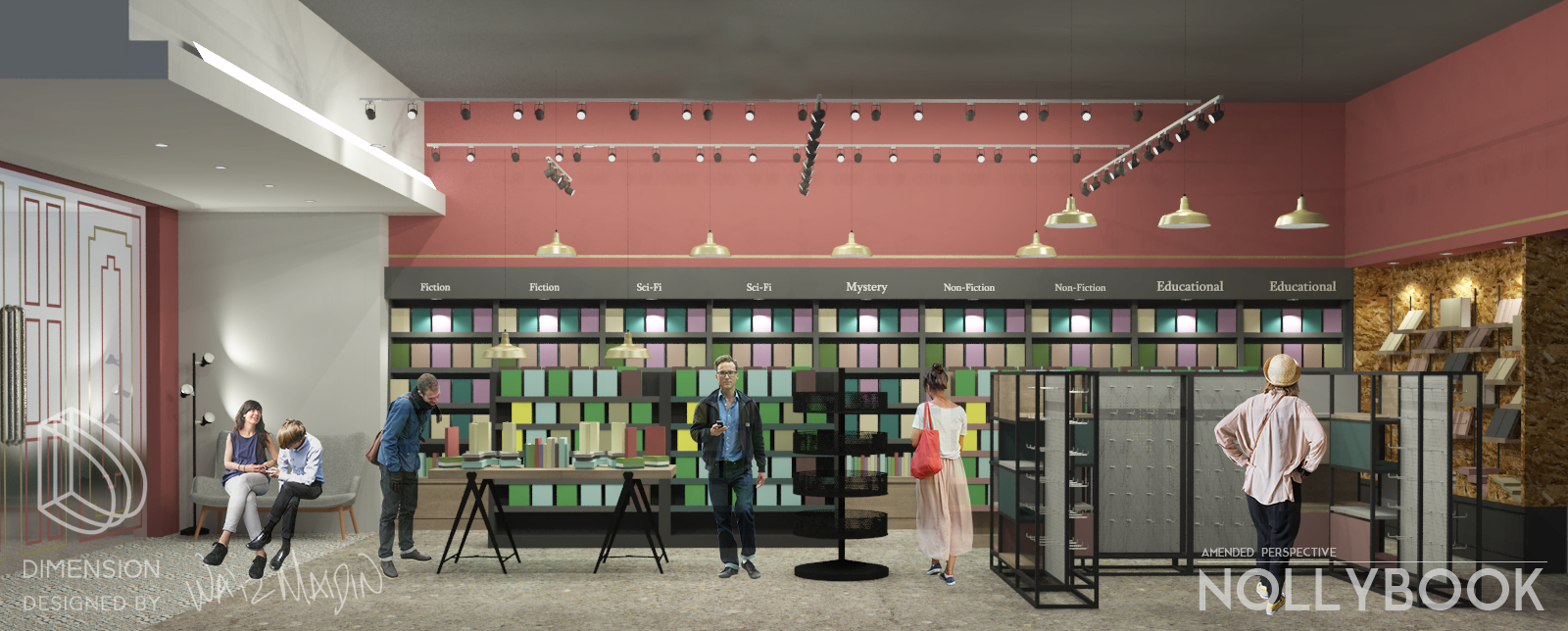 NOLLY BOOK   Retail - Bookstore