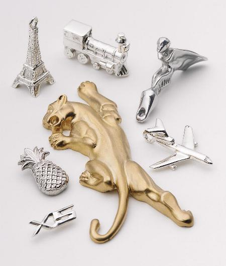 3D modeled Lapel Pin - Made in USA