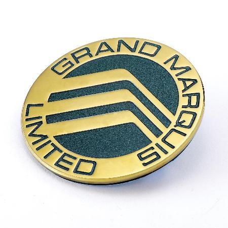 Custom Badging for Limited Edition Vehicles