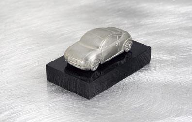 Miniature Models for Audi