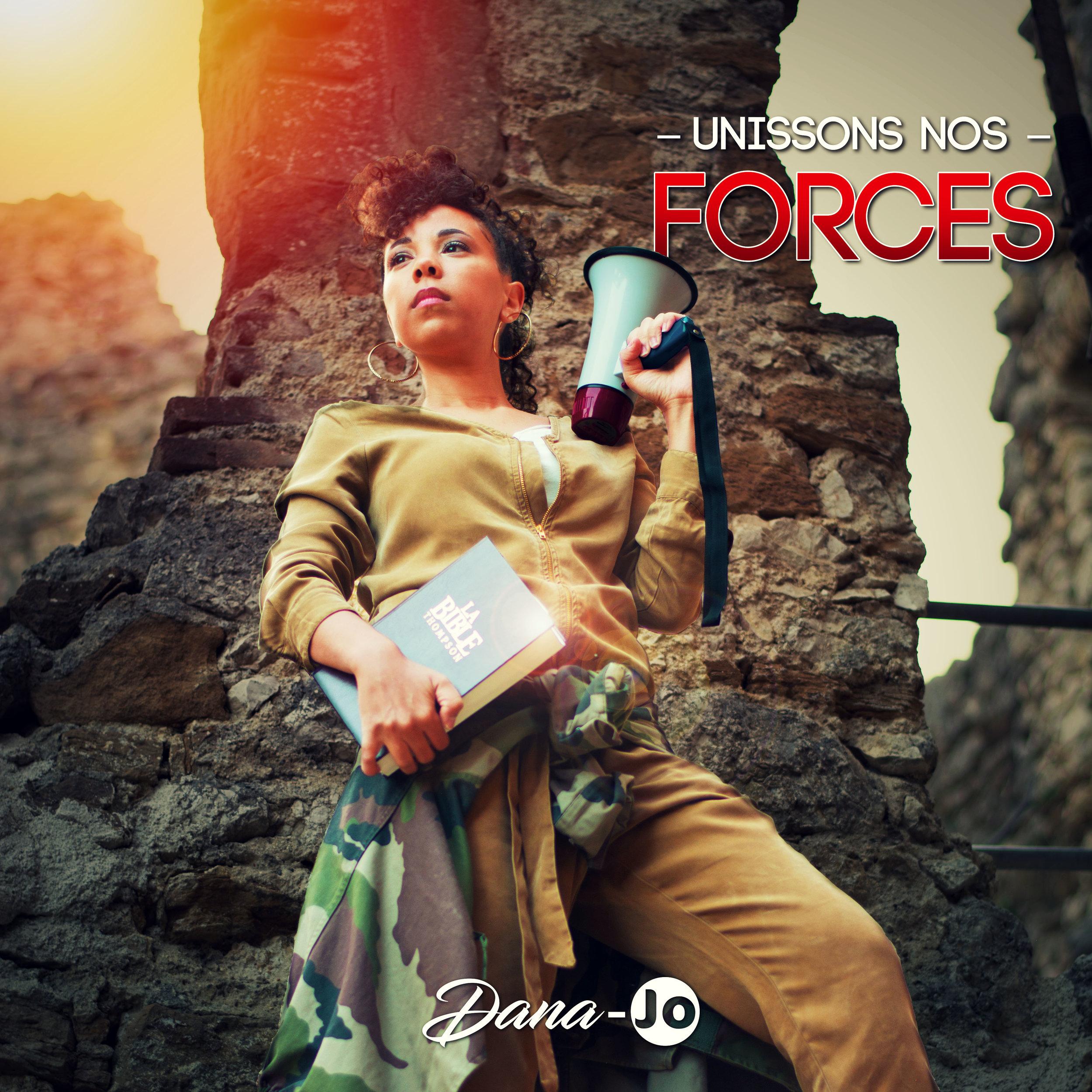Découvre le nouvel album de Dana-jo - Ecoute quelques titres de l'album