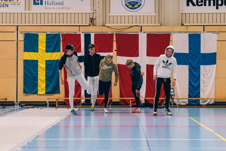 Kungsbacka Masters 2018 -