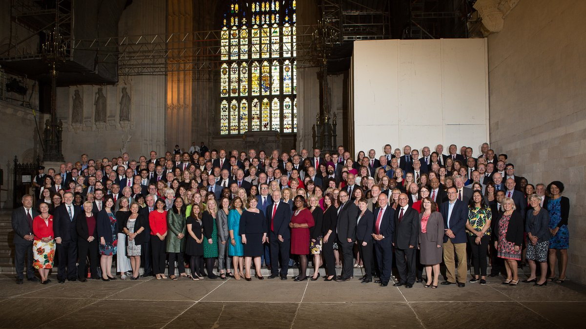 Labour's class of 2017