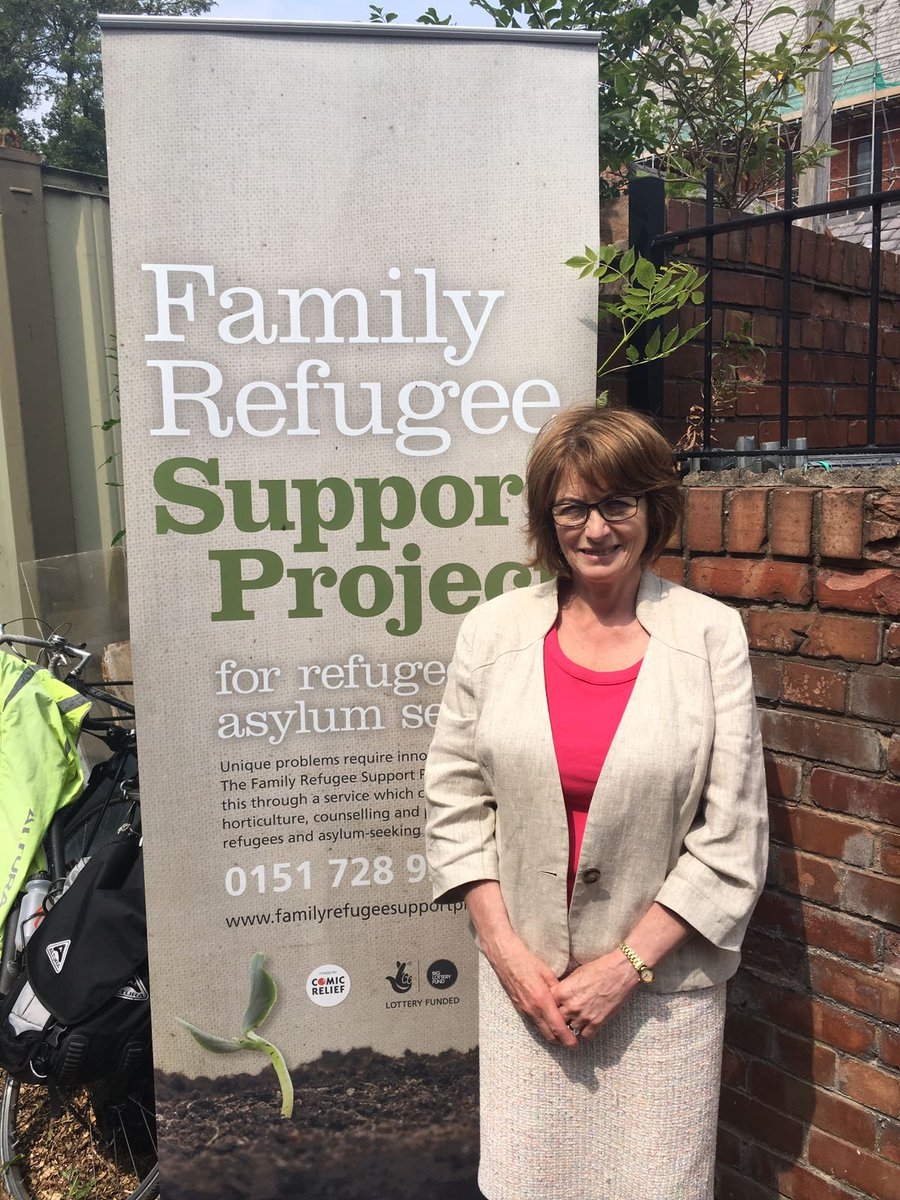 Visiting Family Refugee Support Project's open day