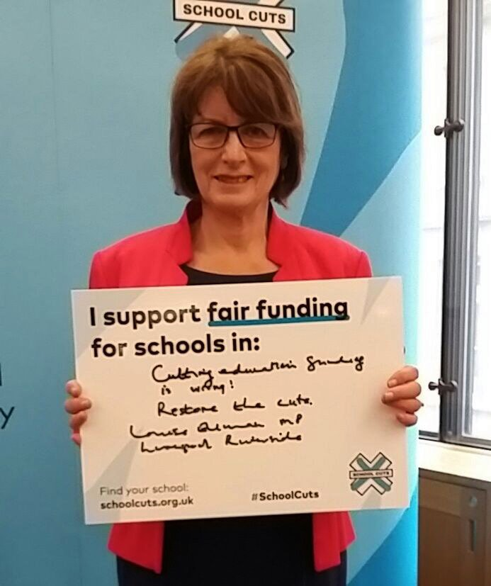 The government must act now - stop the cuts! #schoolcuts