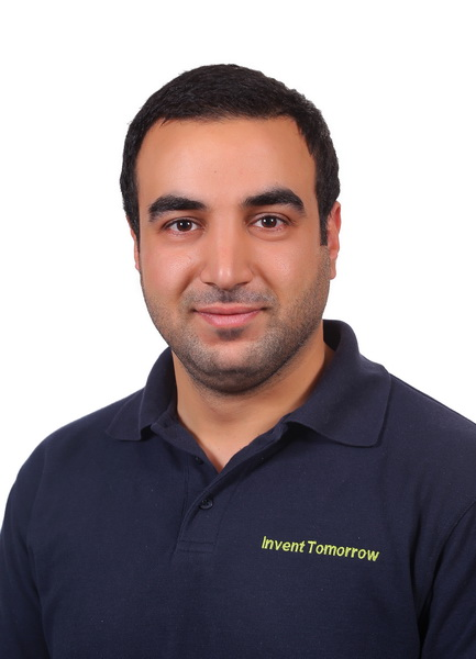 Eng. Zaid Jaber, Head Instructor  BSc. Mechatronics Engineering