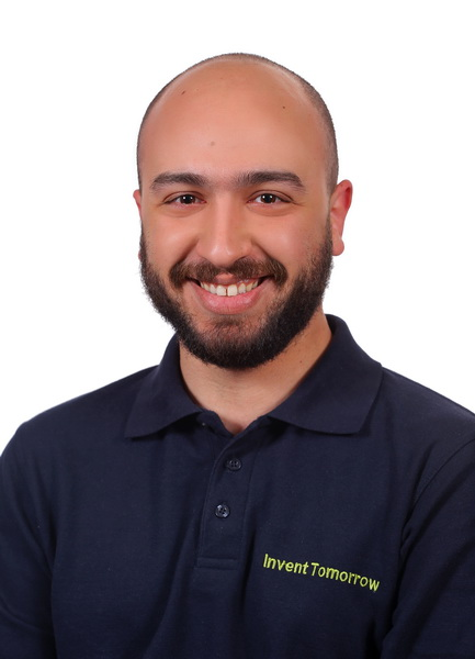 Eng. Karim Ariqat, STEM Instructor  BSc. Mechatronics Engineering