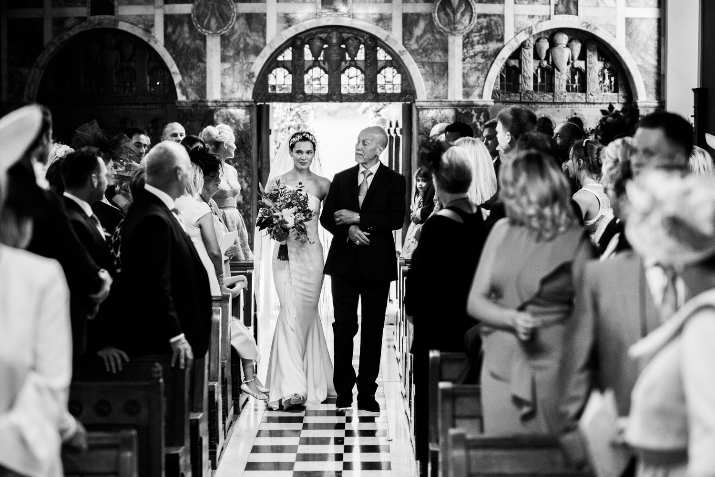 wynyard hall chapel wedding photographer