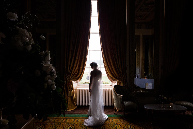 wynyard hall wedding photo