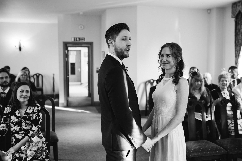 St Albans register office wedding