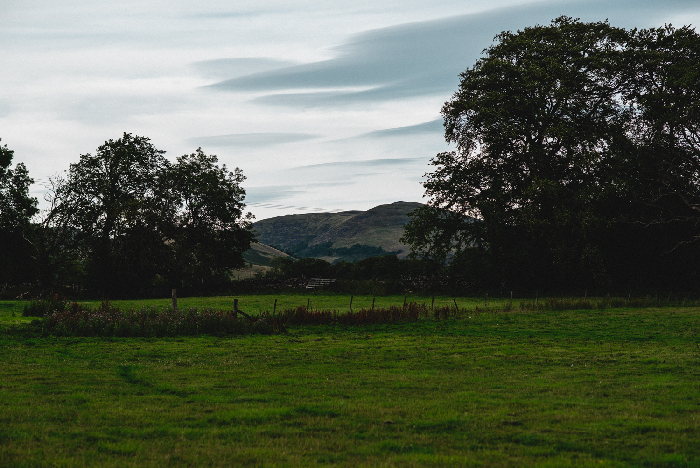 Newhall Estate Edinburgh Wedding - Scottish countryside