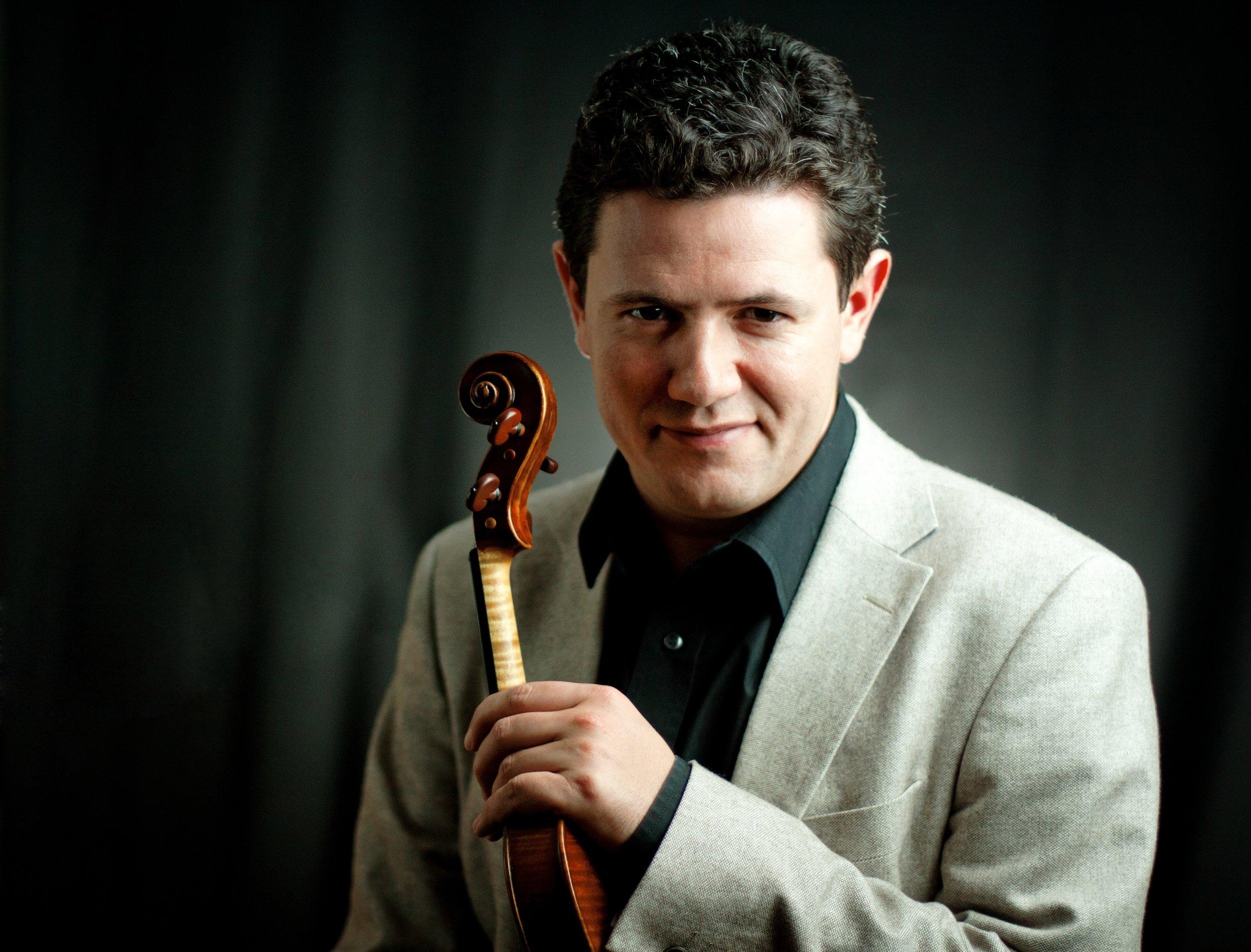Prof. Anton Sorokow - 1. Konzertmeister der Wiener SymphonikerUniv. Prof. an der Universität für Musik und darstellende Kunst Wien