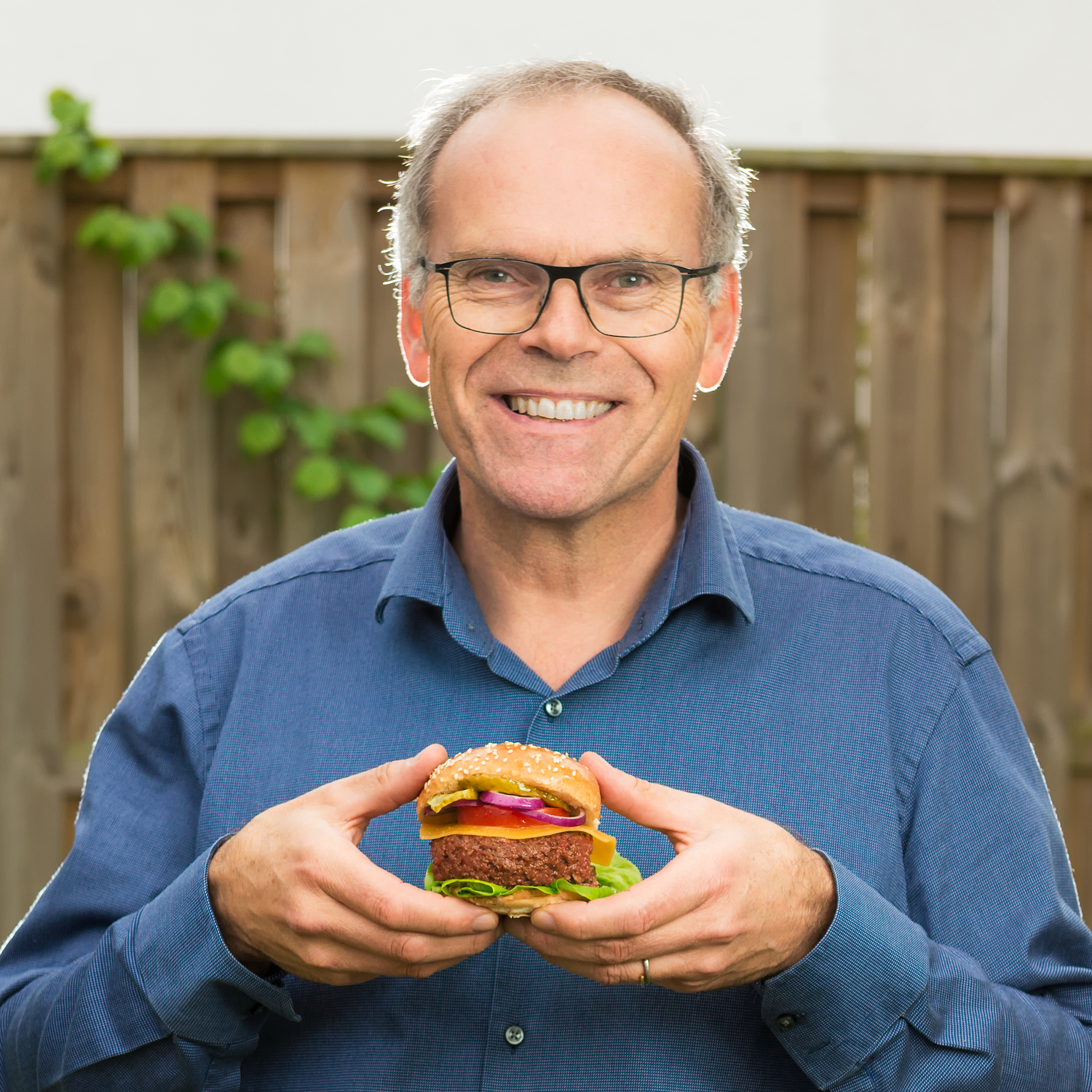 Mark Post   Founder, Mosa Meat   Professor of Physiology, Medicine