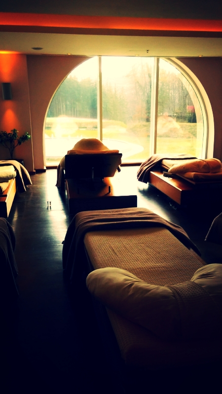 Serenity room - Powerscourt Spa