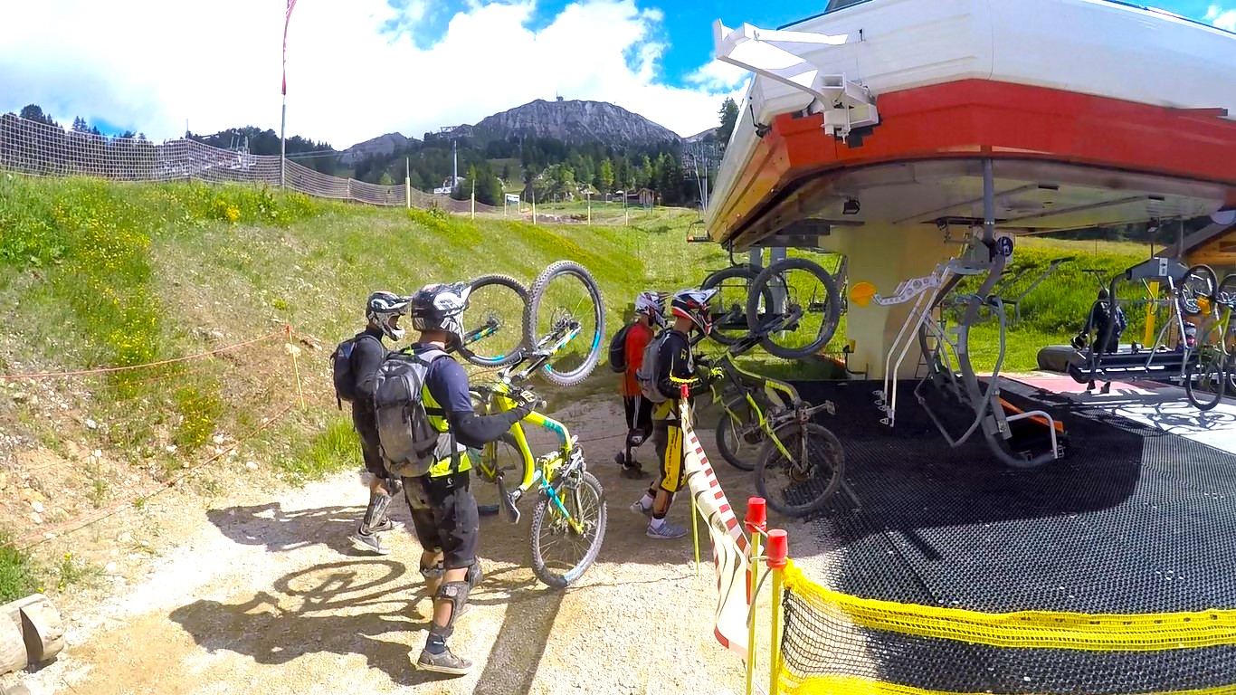 Will-i-ride Chalet Marmotte