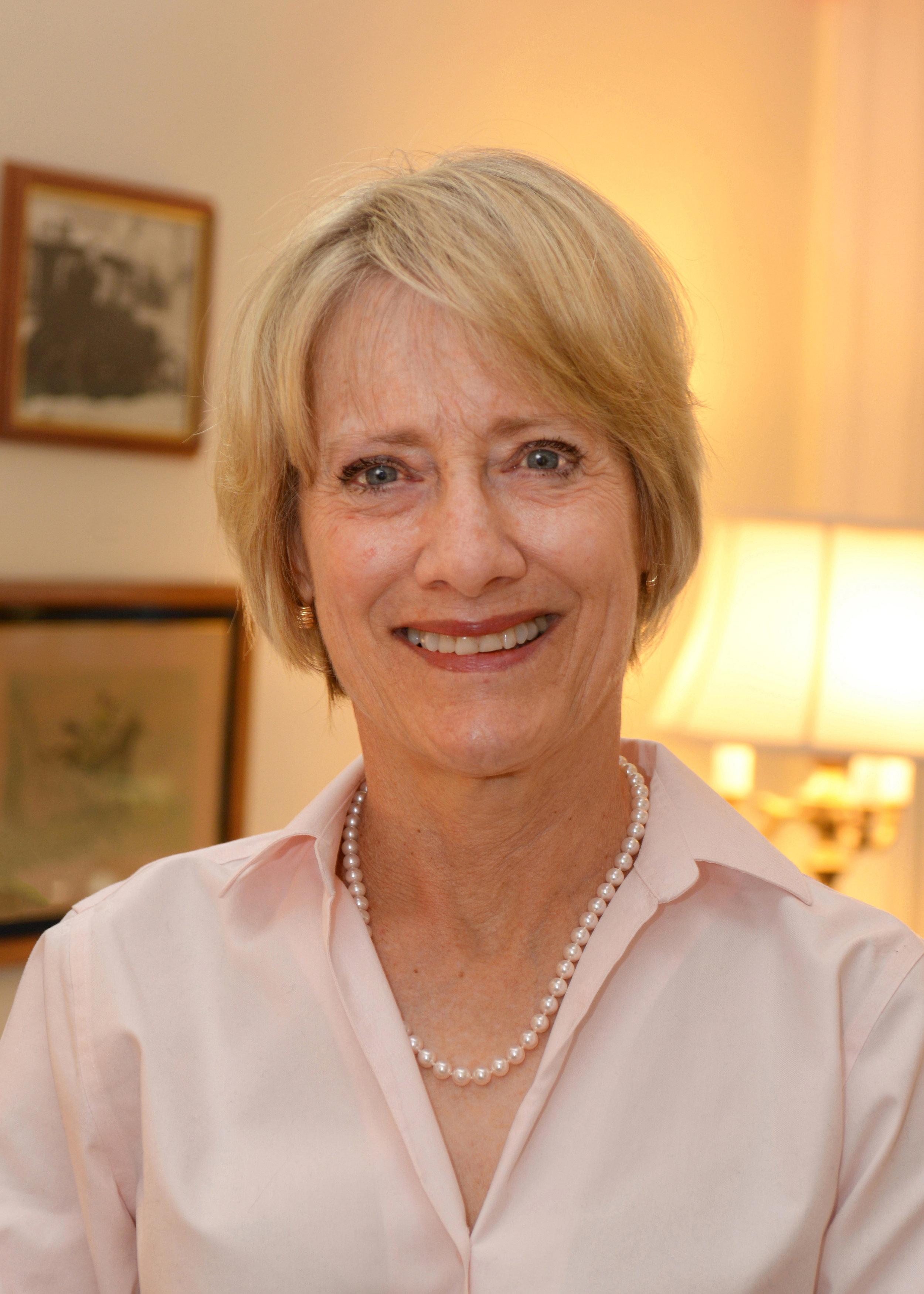 Sally McCabe  President & CEO