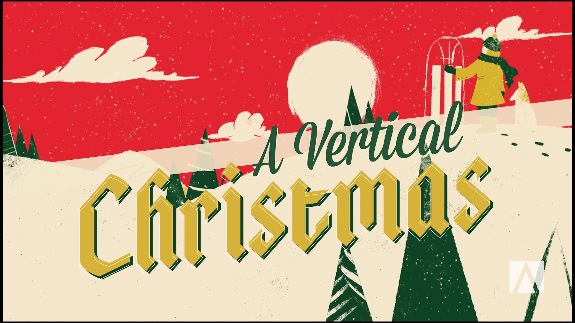 A Vertical Christmas - December2014