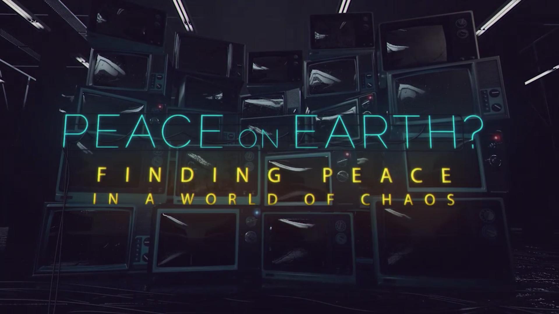 Peace on Earth? - 2017