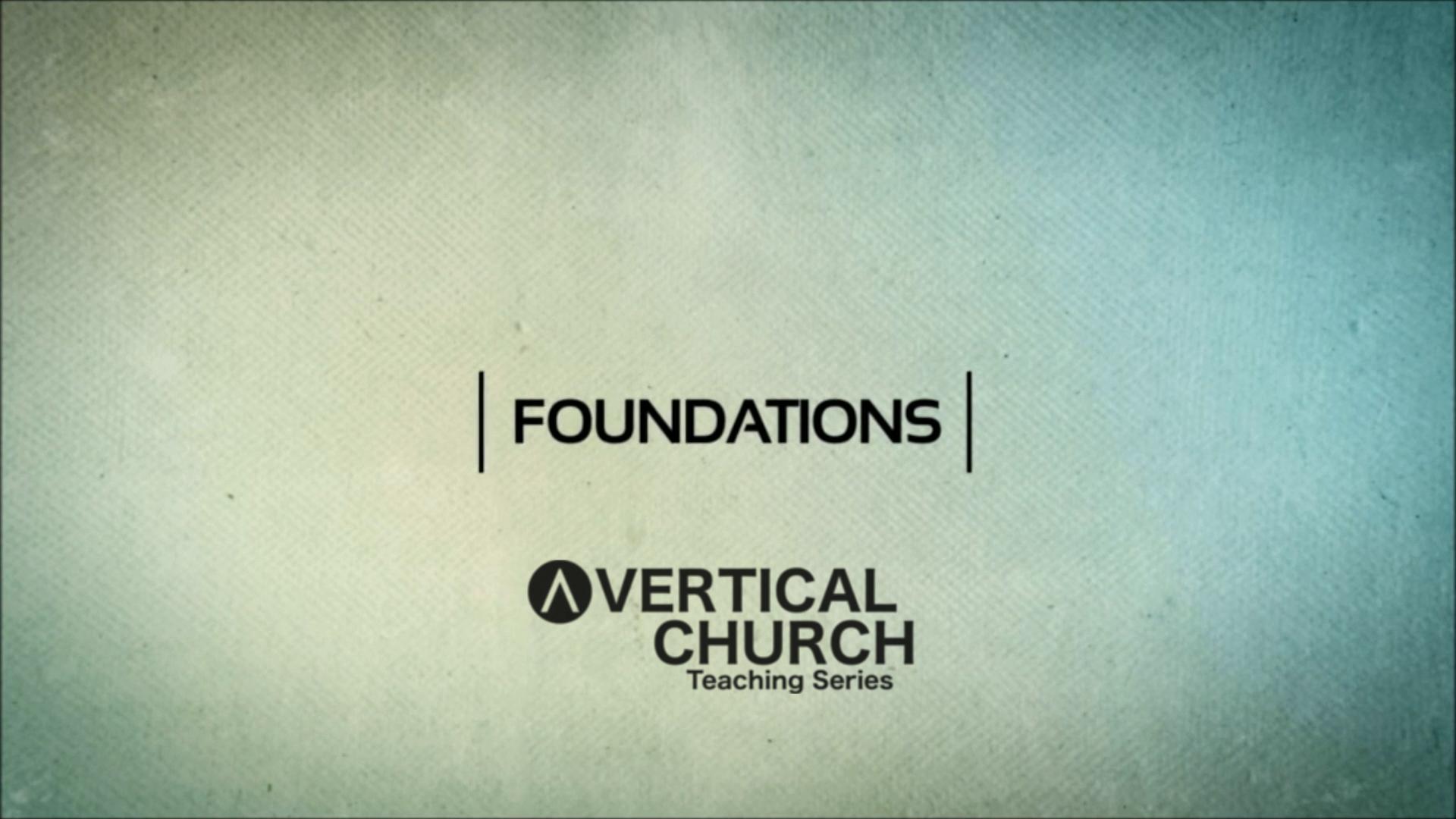 Foundations - September 2018