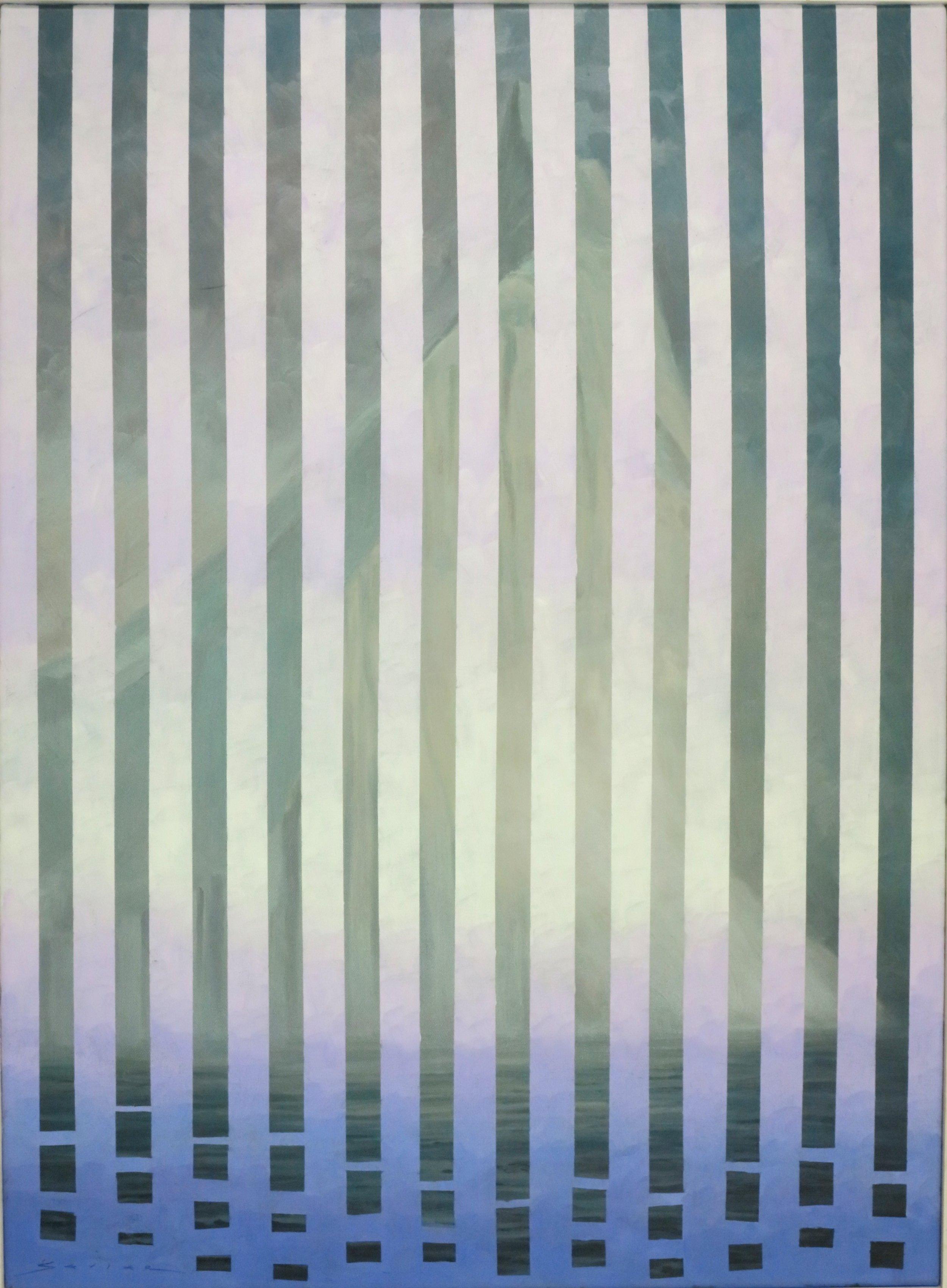 Vanishing, 30 x 22 ,oil