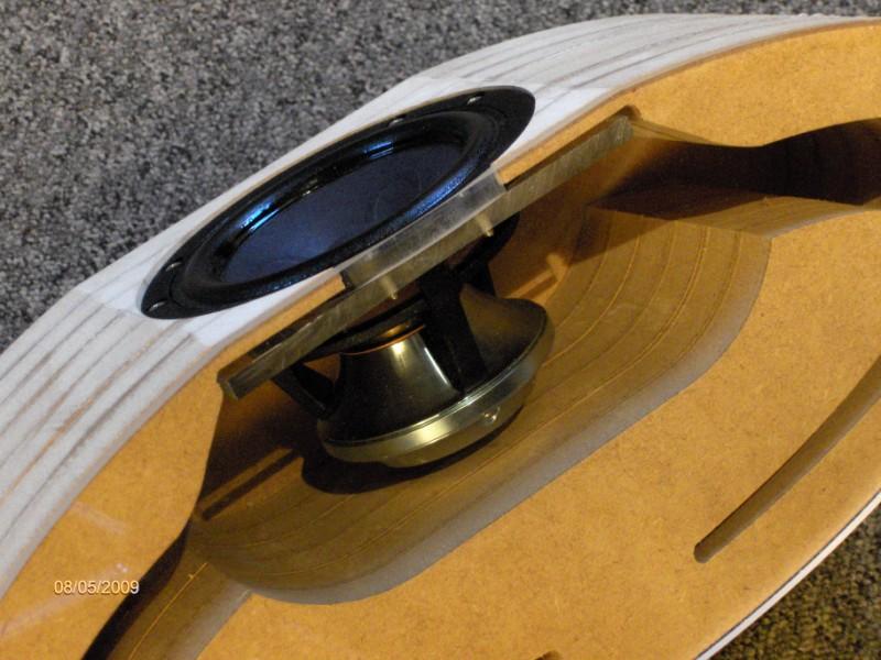 Making speakers
