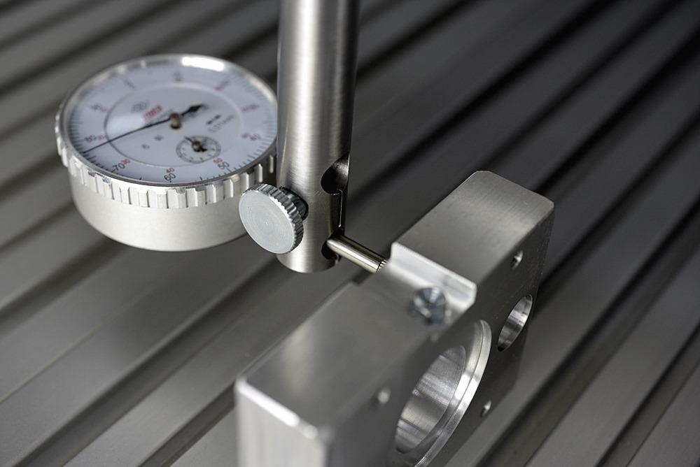 CNC precision gauge
