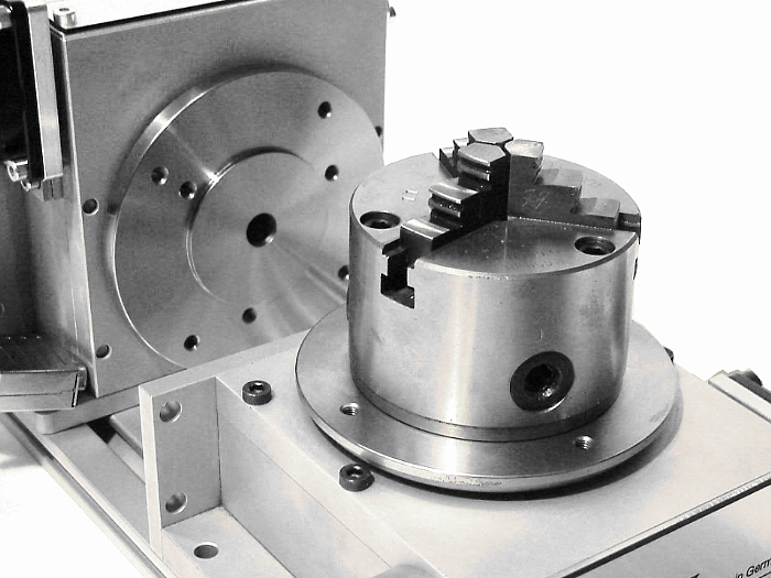 CNC rotary table / 4th axis RounDino 120