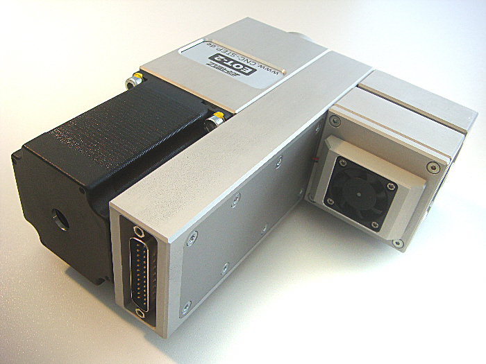 Oscillating Tangential Cutter EOT-3 (EOT-2) from CNC STEP USA