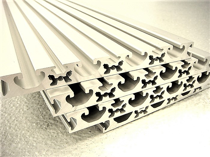 T-Slot plates DIY and T-slot tables Pro from CNC STEP USA
