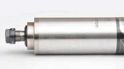 Mechatron HF spindles for professional CNC machining