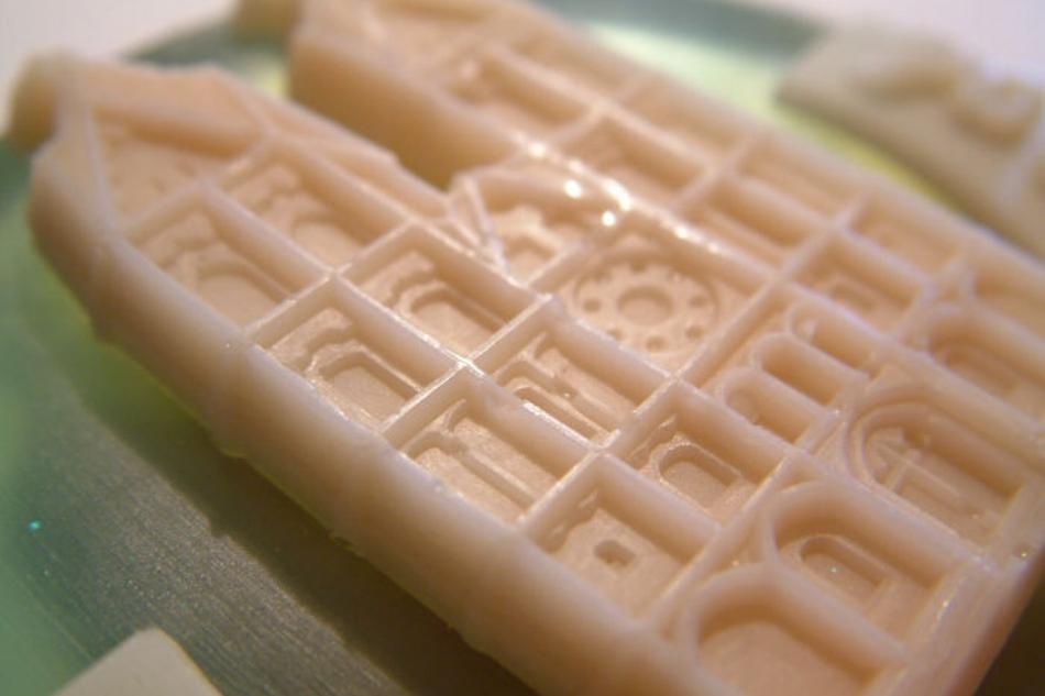 CNC making soap molds — CNC STEP USA
