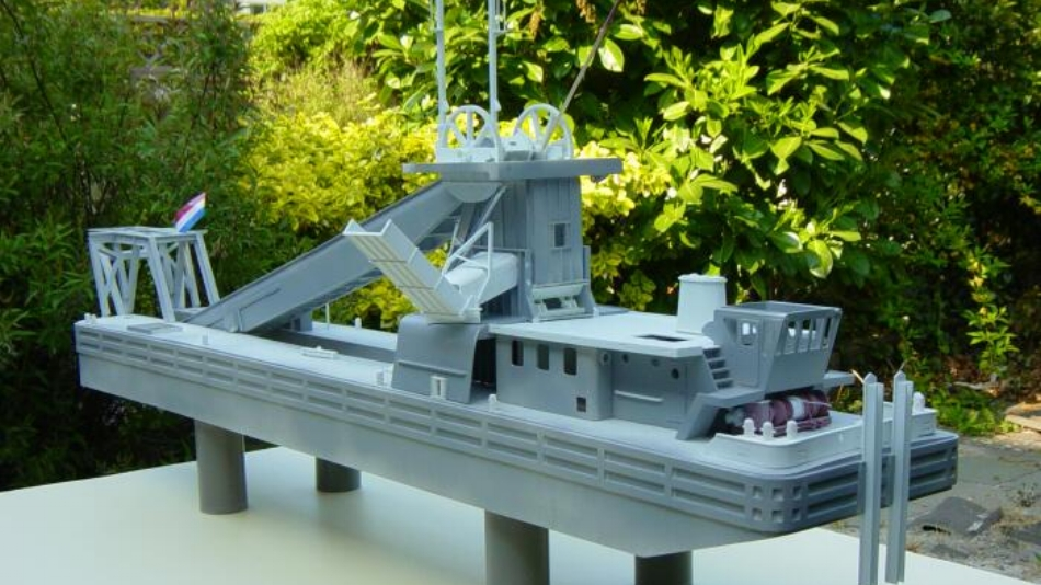 Making model boats with a High-Z CNC machine