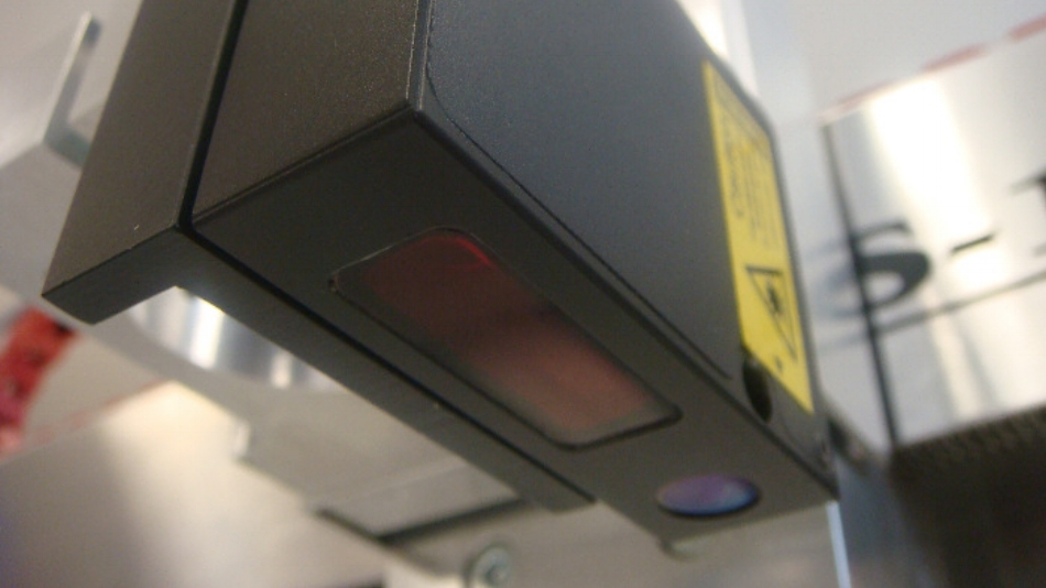 Laser scanning with a LaserProbe4500 on a High-Z CNC machine