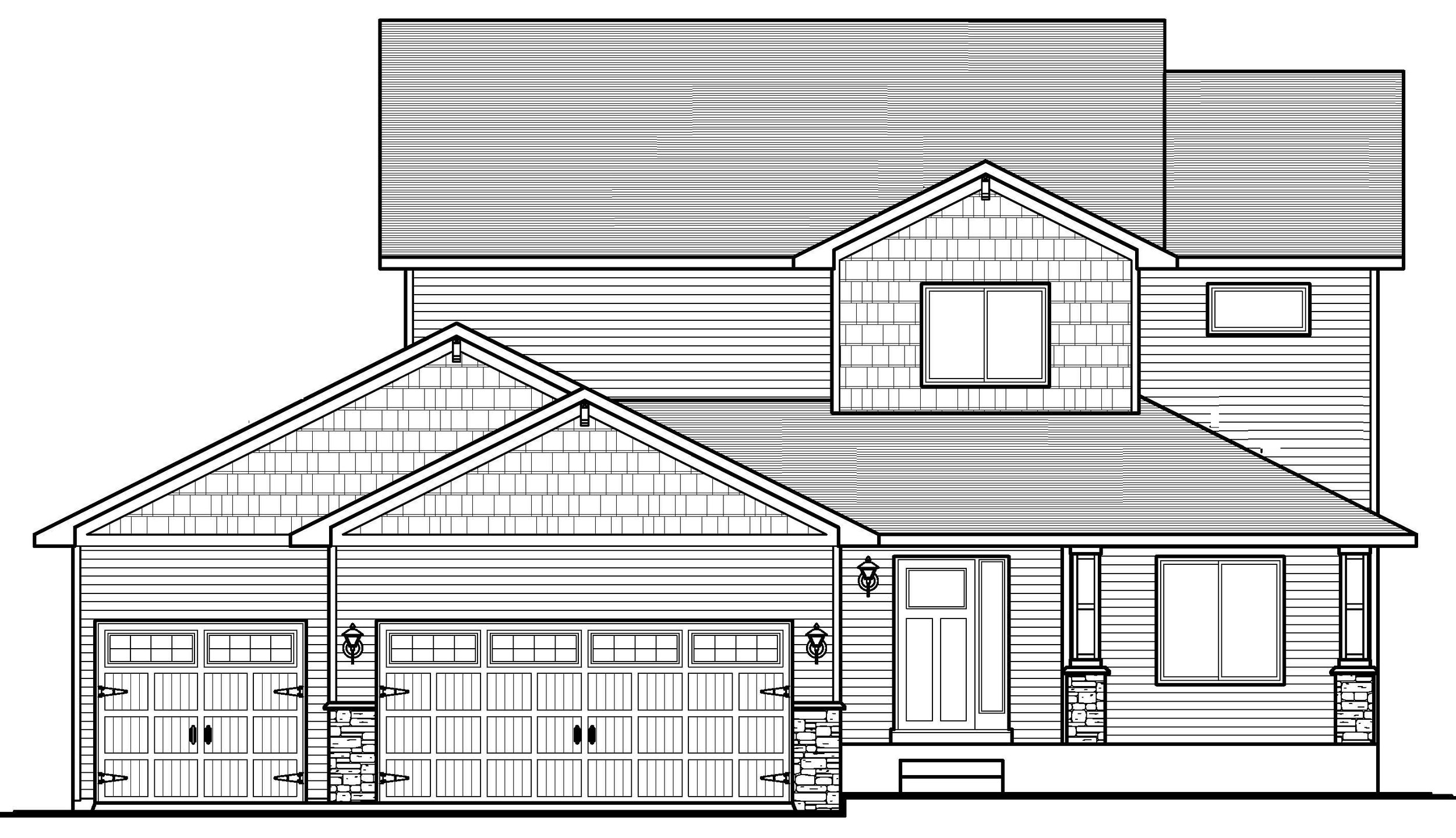 The Audrey4bd/3ba 2450sfTwo StoryFrom $340's -