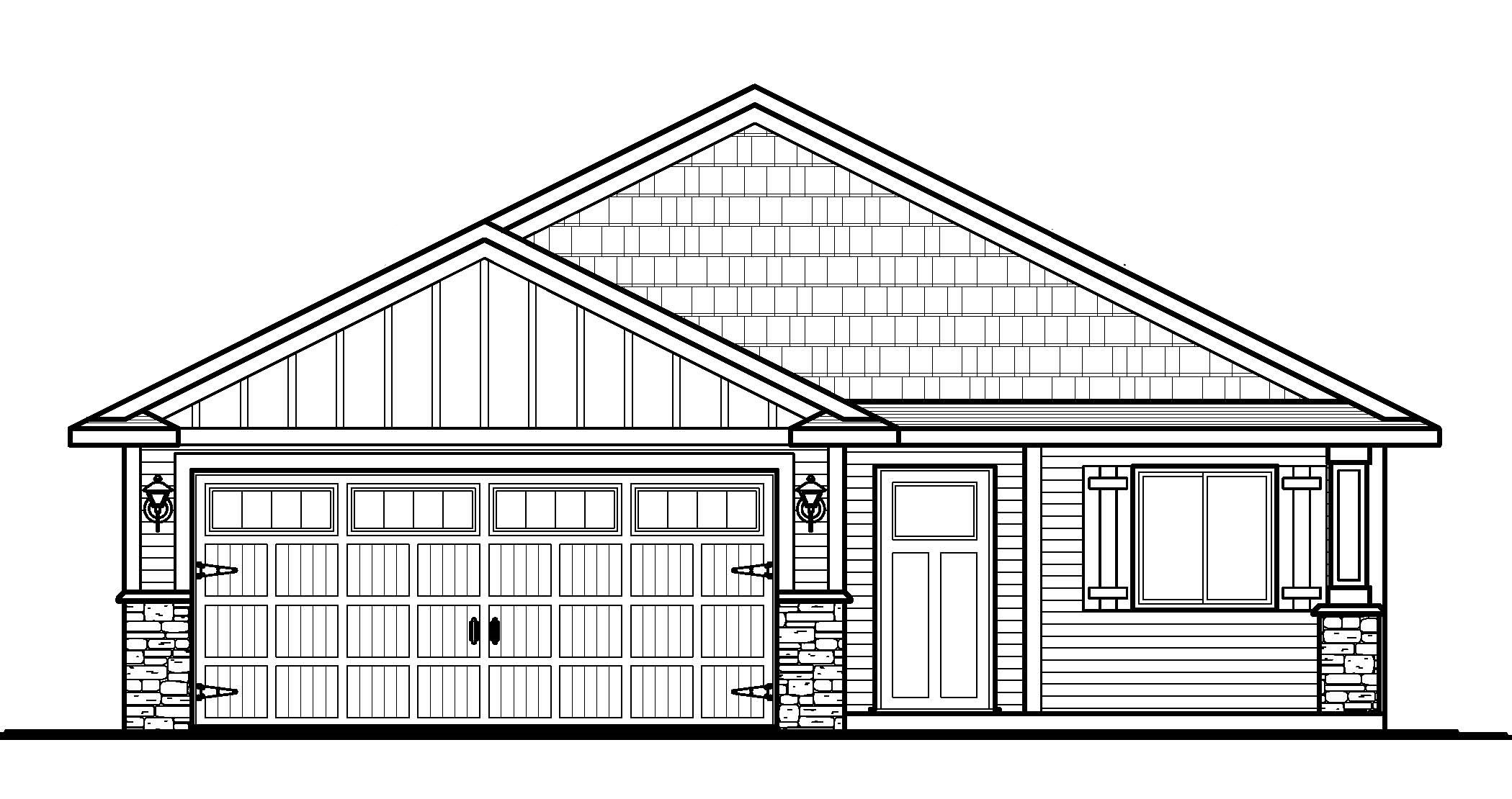 31676 McGuire TrailLindstrom, MN - The Bellaire3BR/2BA-1744 FSFOne Story Detached TownhomeAvailable for Purchase