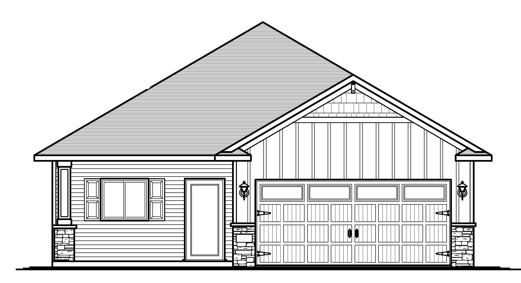 31688 McGuire TrailLindstrom, MN - The Evaline2BR/2BA-1412 FSFOne Story Detached TownhomeAvailable for Purchase