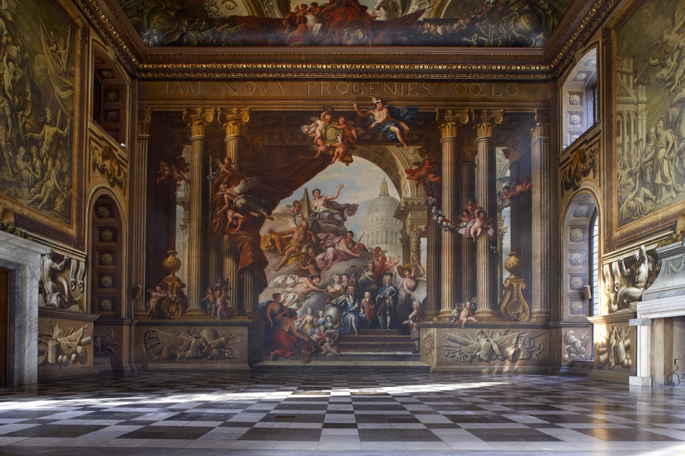 Painted Hall at the ORNC © ORNC and Jigsaw Design & Publishing, 2013 (4).jpg