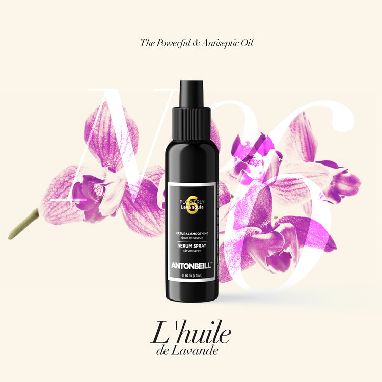 Nº6 Flowerly Lavandula - The Powerful & Antiseptic Oil