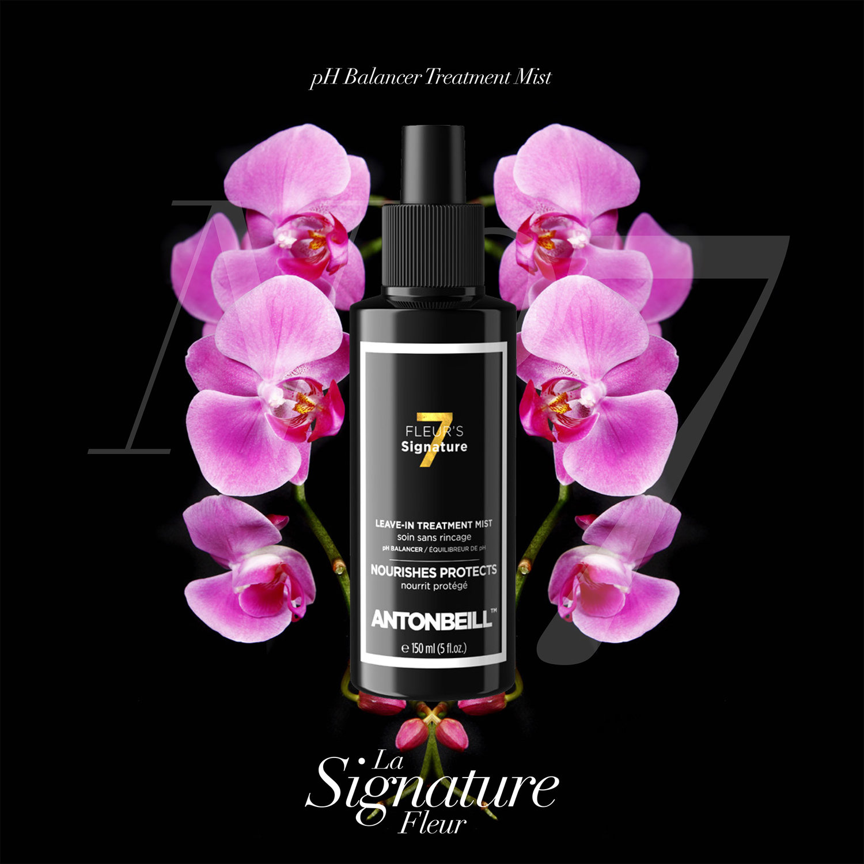 Nº7 FLEUR'S SIGNATURE - pH Balancer Treatment Mist