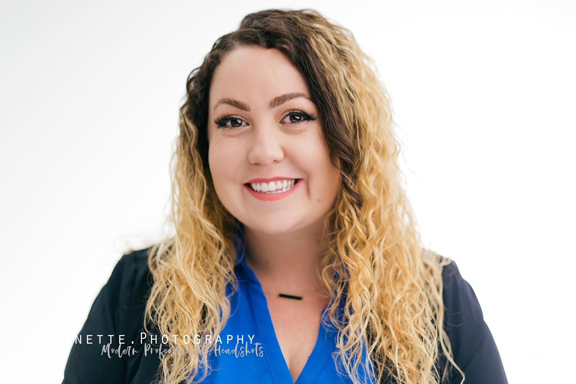 professional business Headshot Arizona Peoria Az Anthem Glendale Az high school portrait photographer Anjeanette Photography Phoenix corporate portraits