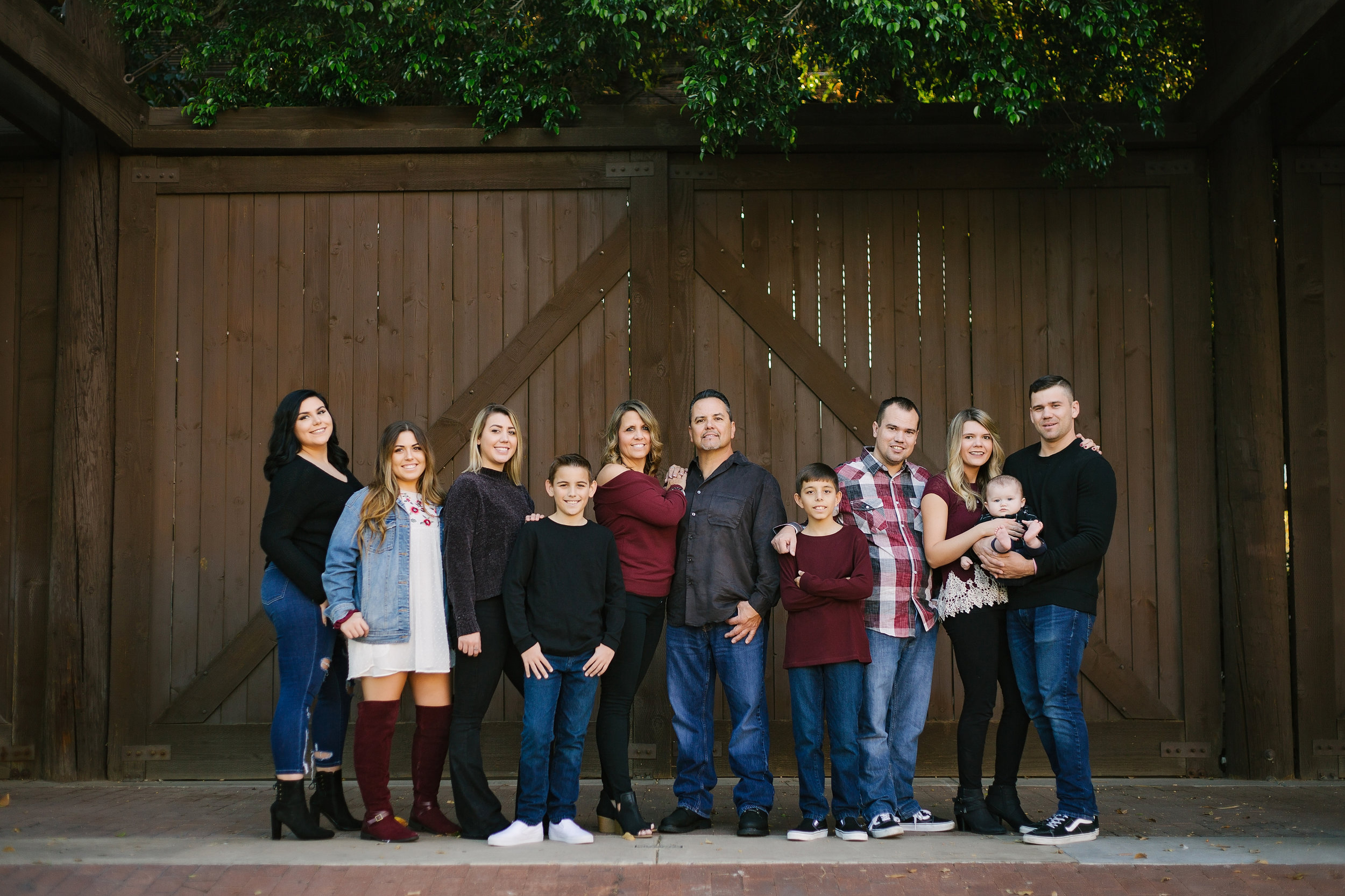 scottsdale family portraits, Headshot photographer Anjeanette Photography Phx Arizona desert botanical garden Places to take family pictures Peoria Az Anthem