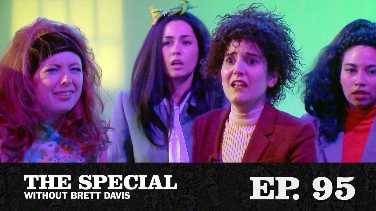 Cast members (L-R) Ruby McCollister, Amy Zimmer, Ana Fabrega, Lorelei Ramirez. Scroll to the bottom of the post to view the embedded video of the full episode.